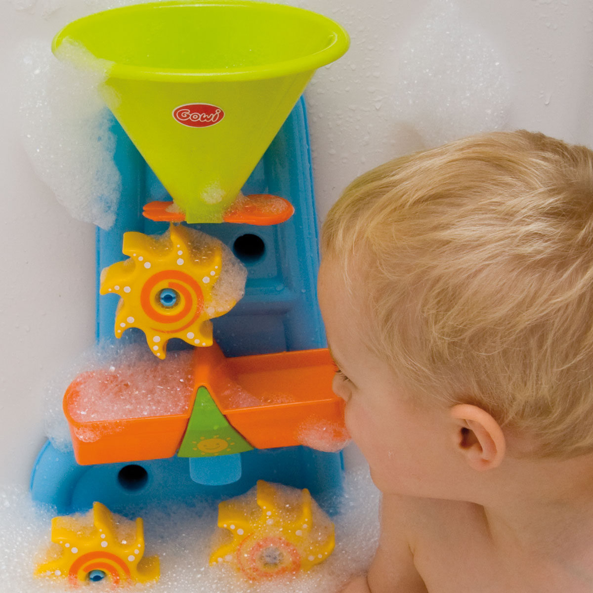 Bath Water Wheel | Bath Toys from Mulberry Bush| Bath Water Wheel ...