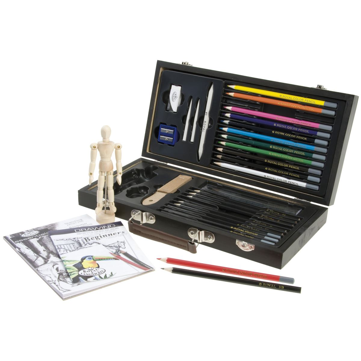 Paint Set Drawing Sketching Drawing Set