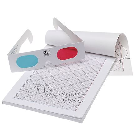 Picture of 3D Drawing Pad & Glasses