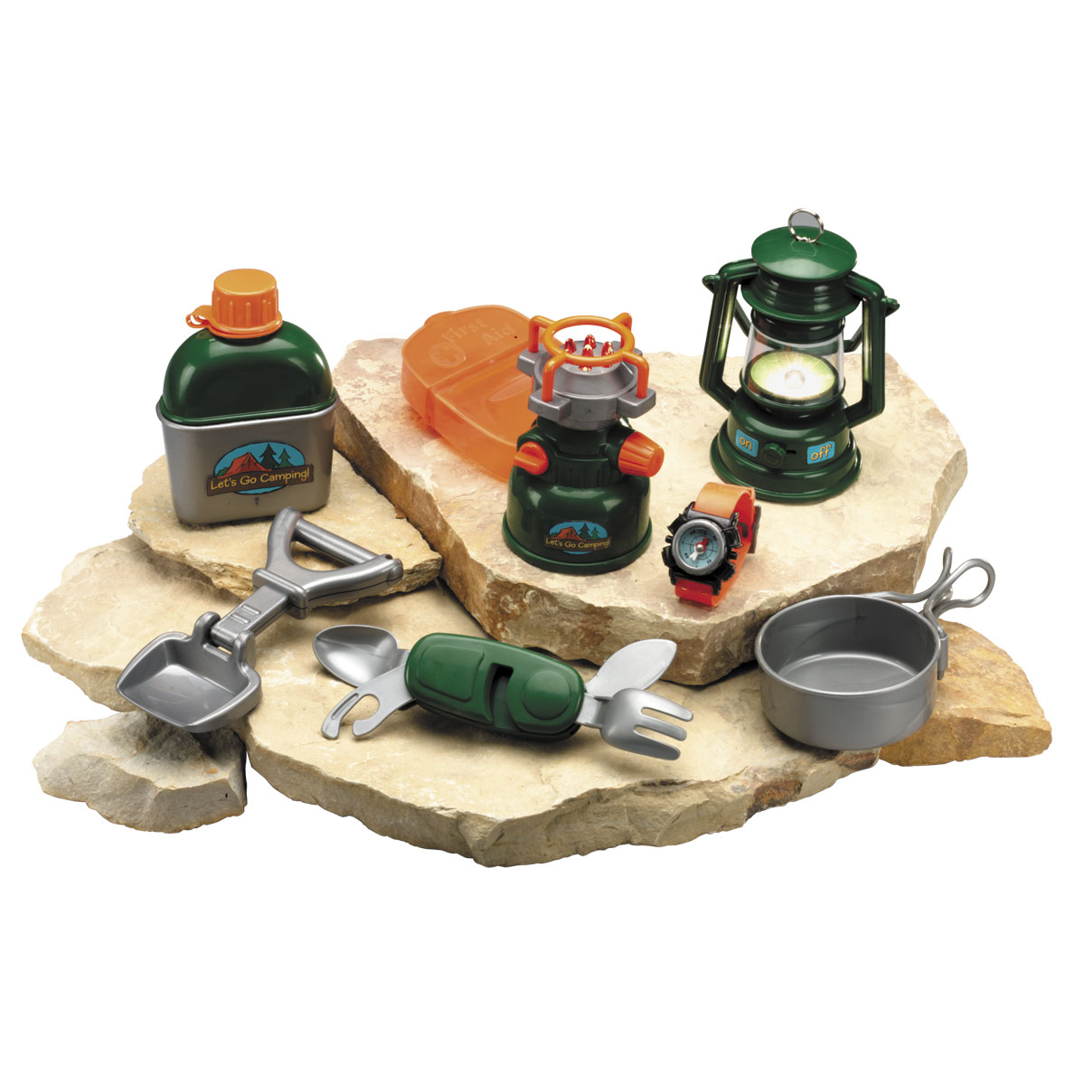 Camping Set Learning Resources Exploring Nature
