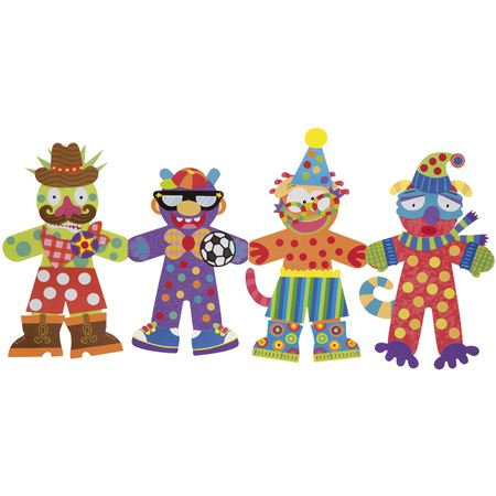 how to make chain of paper dolls