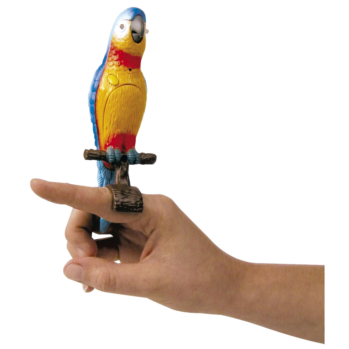Bird Talking Toy : Talking polly parrot older kids age mulberry bush