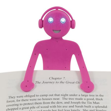 Picture of Bendy Booklight Man