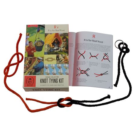 Picture of Ladybird Knot Tying Kit