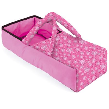 Picture of Deluxe Dolls Pram (Pink)