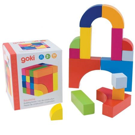 Picture of Building Blocks and Puzzle Cube