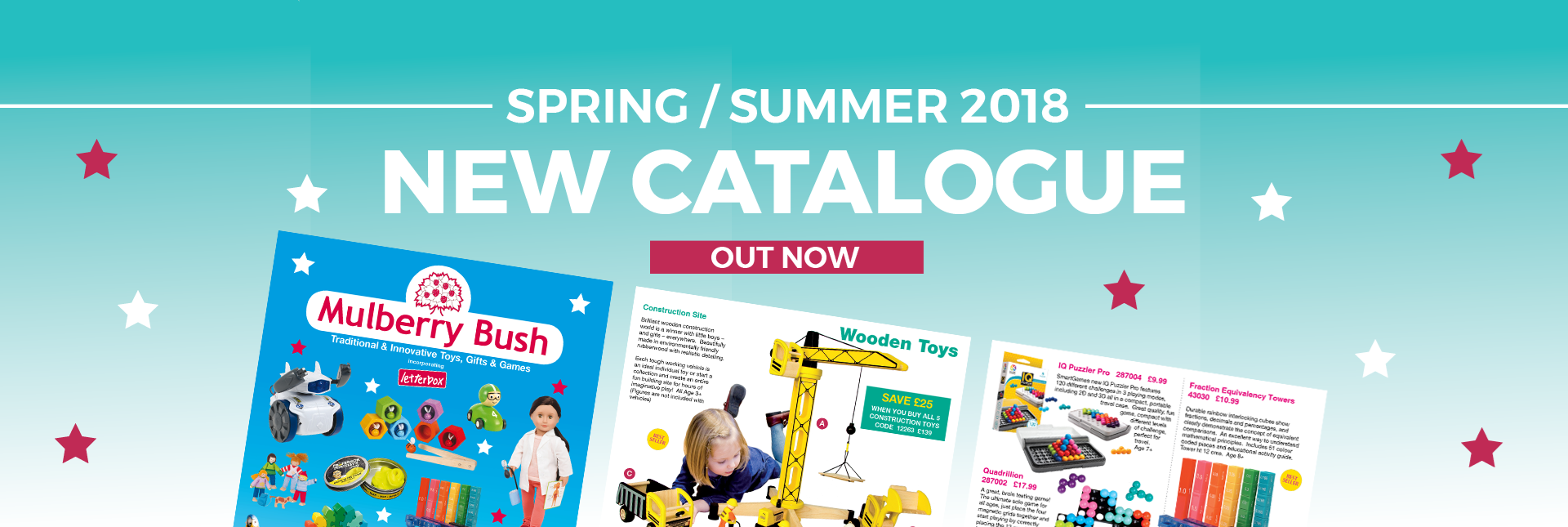 Spring / Summer Catalogue - Out Now